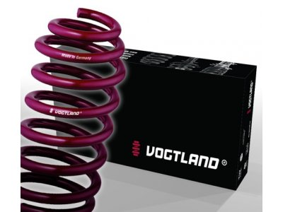 Пружины с занижением 40 мм от Vogtland для Mazda 3 New