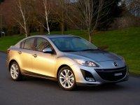 Купить на Mazda 3 BL пружины с занижением, спортивная регулируемая подвеска