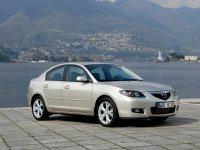 На Mazda 3 BK пружины с занижением, спортивная регулируемая подвеска