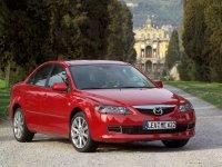 На Mazda 6 GG, GY пружины с занижением, спортивная регулируемая подвеска