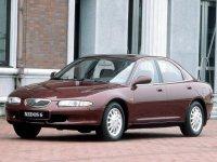 На Mazda Xedos 6 пружины с занижением, спортивная регулируемая подвеска