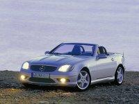 На Mercedes SLK класс R170 пружины с занижением, спортивная регулируемая подвеска