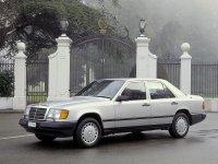 На Mercedes E класс W124 пружины с занижением, спортивная регулируемая подвеска