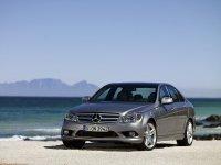 Купить на Mercedes C класс W204 пружины с занижением, спортивная регулируемая подвеска