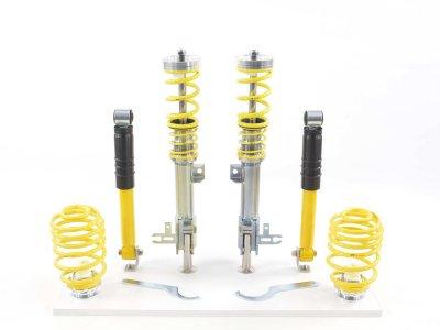 Комплект регулируемой подвески 25-55 мм от FK Automotive AK Street для Opel Astra J