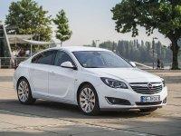 Тюнинг обвес на Opel Insignia : накладки на передний и задний бампер, пороги