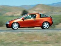 На Opel Tigra пружины с занижением, спортивная регулируемая подвеска