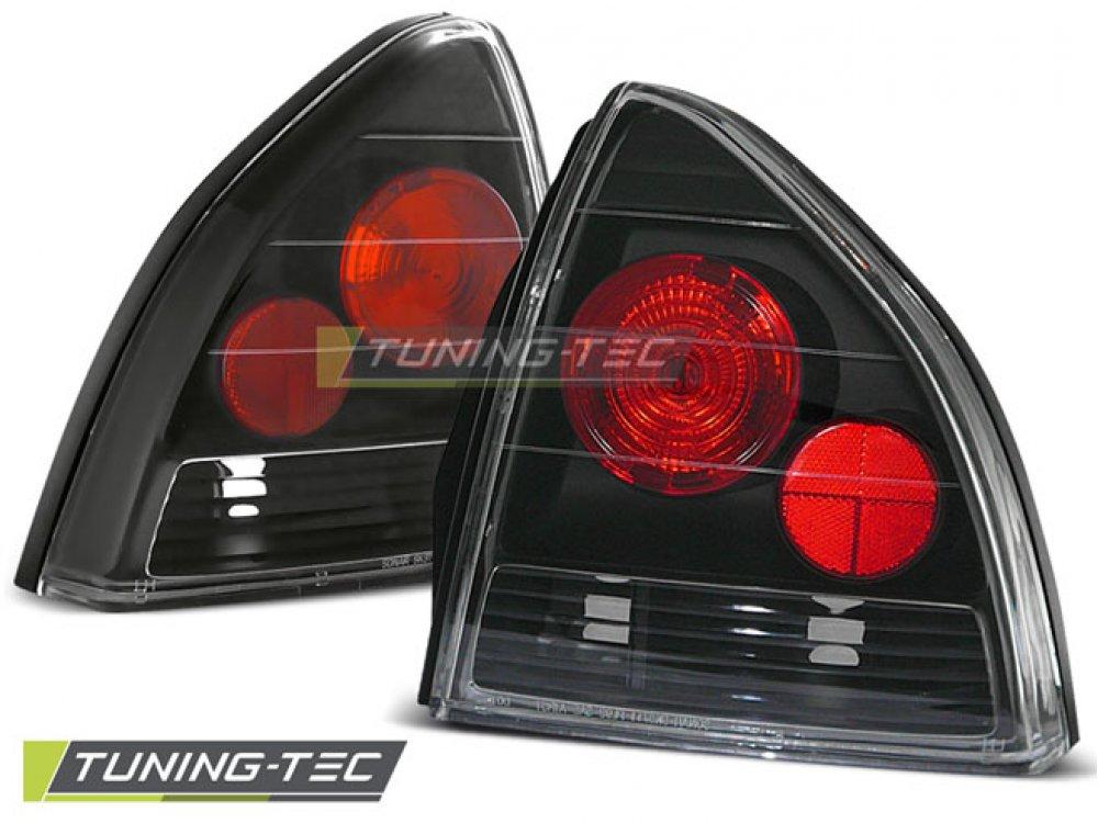 Задние фонари Black от Tuning-Tec на Honda Prelude IV