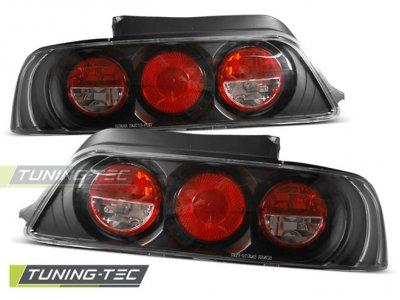 Задние фонари Black от Tuning-Tec на Honda Prelude V