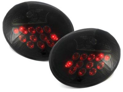 Задние фонари LED Black Smoke на Volkswagen Beetle