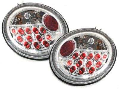 Задние фонари LED Crystal на Volkswagen Beetle