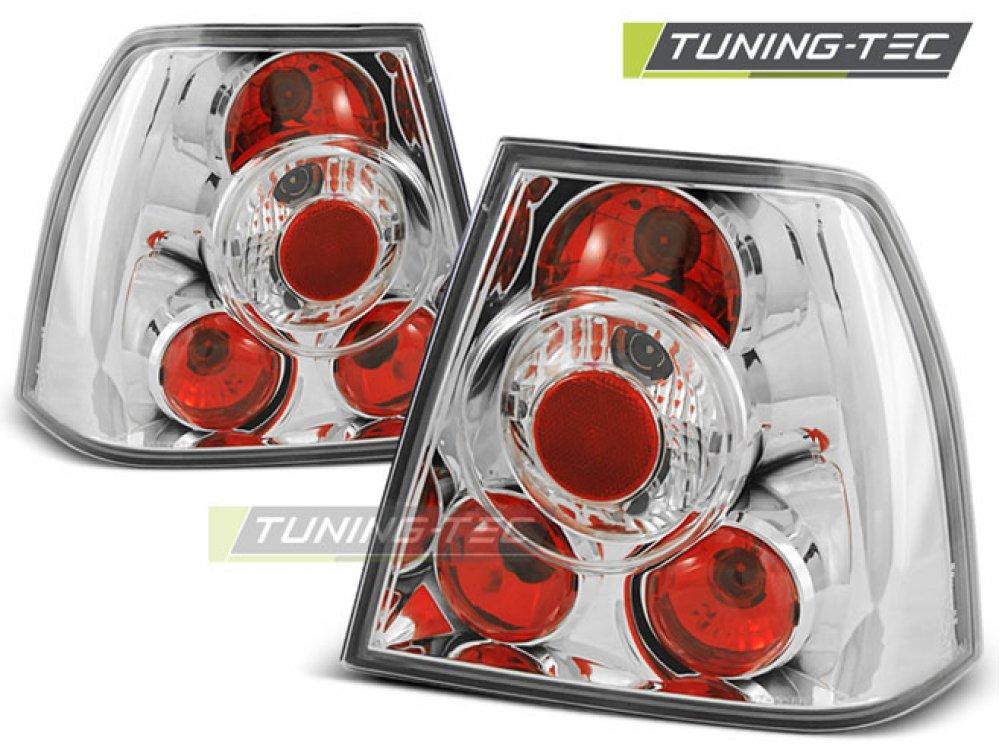Задние фонари Chrome от Tuning-Tec на Volkswagen Bora