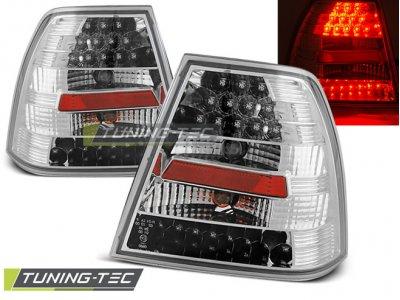 Задние фонари LED Chrome от Tuning-Tec на Volkswagen Bora