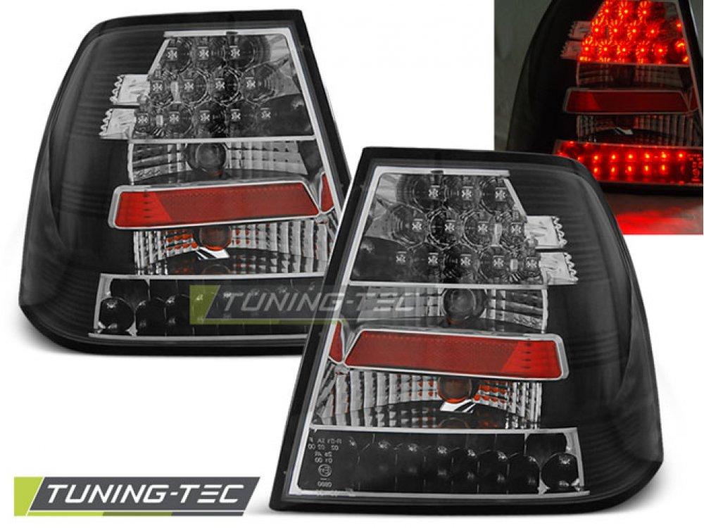 Задние фонари LED Black от Tuning-Tec на Volkswagen Bora