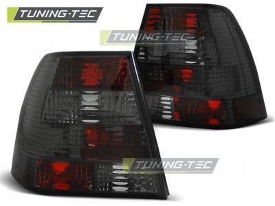 Задние фонари Smoke от Tuning-Tec на Volkswagen Bora