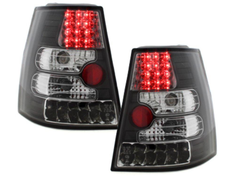 Задние фонари LED Black на Volkswagen Bora Variant