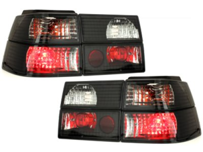 Задние фонари Black на Volkswagen Corrado