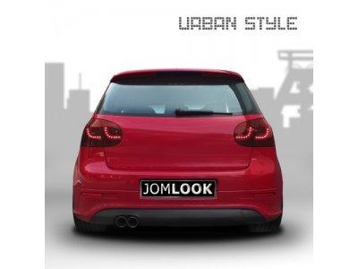 Задние фонари LED Urban Style Red Smoke от JOM на Volkswagen Golf V