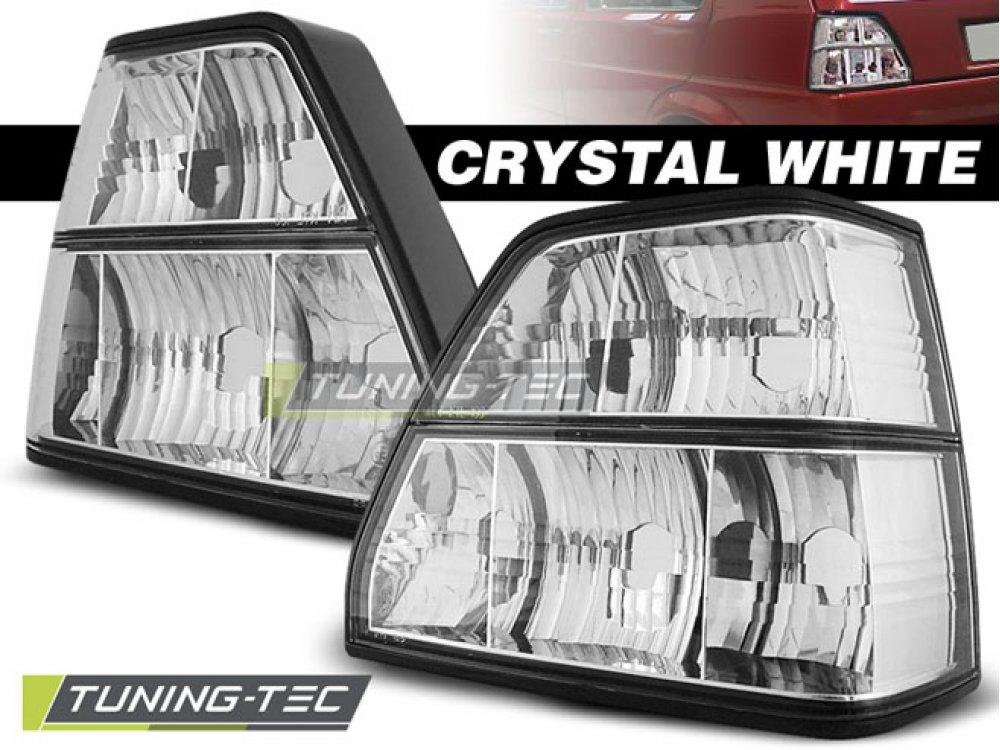 Задние фонари Crystal от Tuning-Tec на Volkswagen Golf II