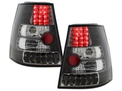 Задние фонари LED Black на Volkswagen Golf IV Variant