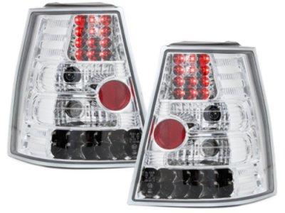 Задние фонари LED Crystal на Volkswagen Golf IV Variant