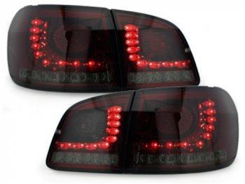 Задние фонари LED Red Smoke на Volkswagen Golf Plus