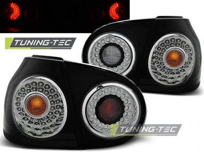 Задние фонари LED Smoke от Tuning-Tec на Volkswagen Golf V