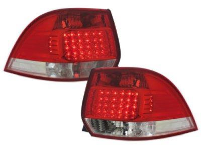 Задние фонари LED Red Crystal на Volkswagen Golf V Variant