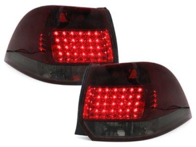 Задние фонари LED Red Smoke на Volkswagen Golf V Variant