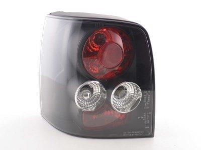 Задние фонари Black на Volkswagen Passat B5+ 3BG Variant