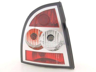 Задние фонари Chrome на Volkswagen Passat B5+ 3BG