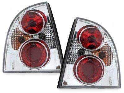 Задние фонари Crystal на VW Passat B5+ 3BG
