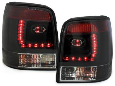 Задние фонари LED Black на VW Passat B5 3B Variant