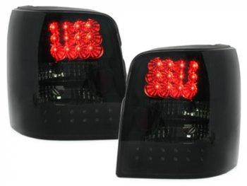 Задние фонари LED Black Smoke Var2 на VW Passat B5 3B Variant