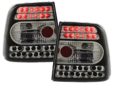 Задние фонари LED Black на VW Passat B5 3B Limousine