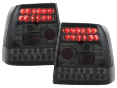 Задние фонари LED Black Smoke на VW Passat B5 3B Limousine