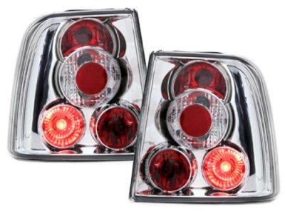 Задние фонари Crystal на VW Passat B5 3B Limousine