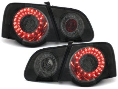 Задние фонари LED Smoke на Volkswagen Passat B6 3C
