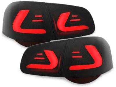 Задние фонари CarDNA Red Smoke на Volkswagen Passat B6 3C Variant