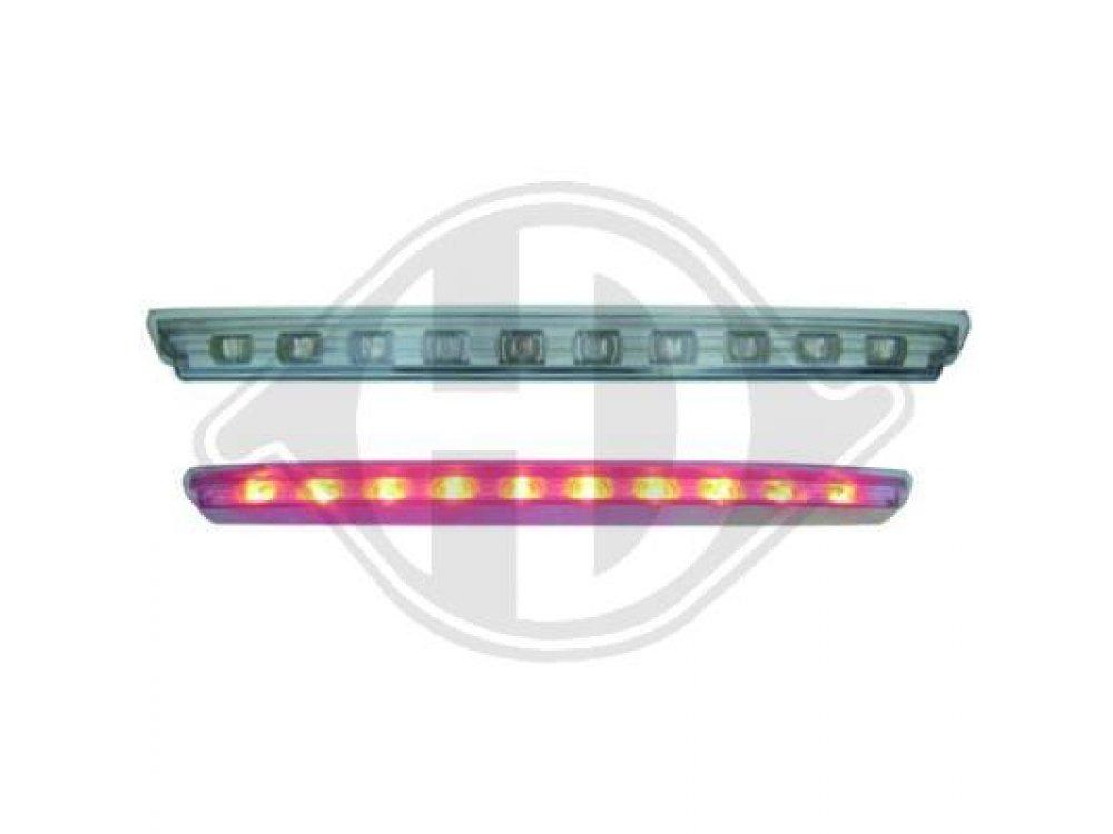 Дополнительный стоп сигнал LED Chrome на VW Scirocco III