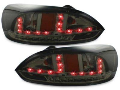 Задние фонари LED Smoke Var2 на Volkswagen Scirocco III
