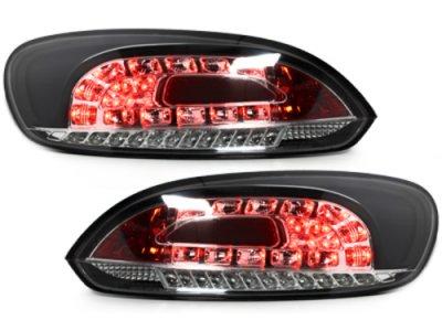 Задние фонари LED Black на Volkswagen Scirocco III