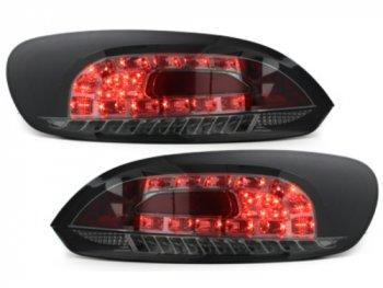 Задние фонари LED Black Smoke на Volkswagen Scirocco III