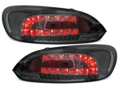 Задние фонари LED Smoke на Volkswagen Scirocco III
