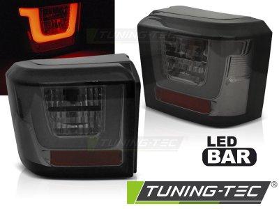 Задние фонари LEDBar Smoke от Tuning-Tec на Volkswagen T4