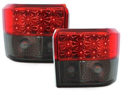 Задние фонари LED Red Smoke на Volkswagen T4