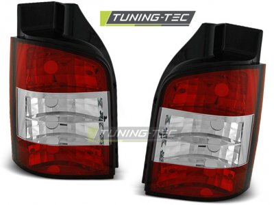 Задние фонари Red Crystal на Volkswagen Multivan / Caravelle T5