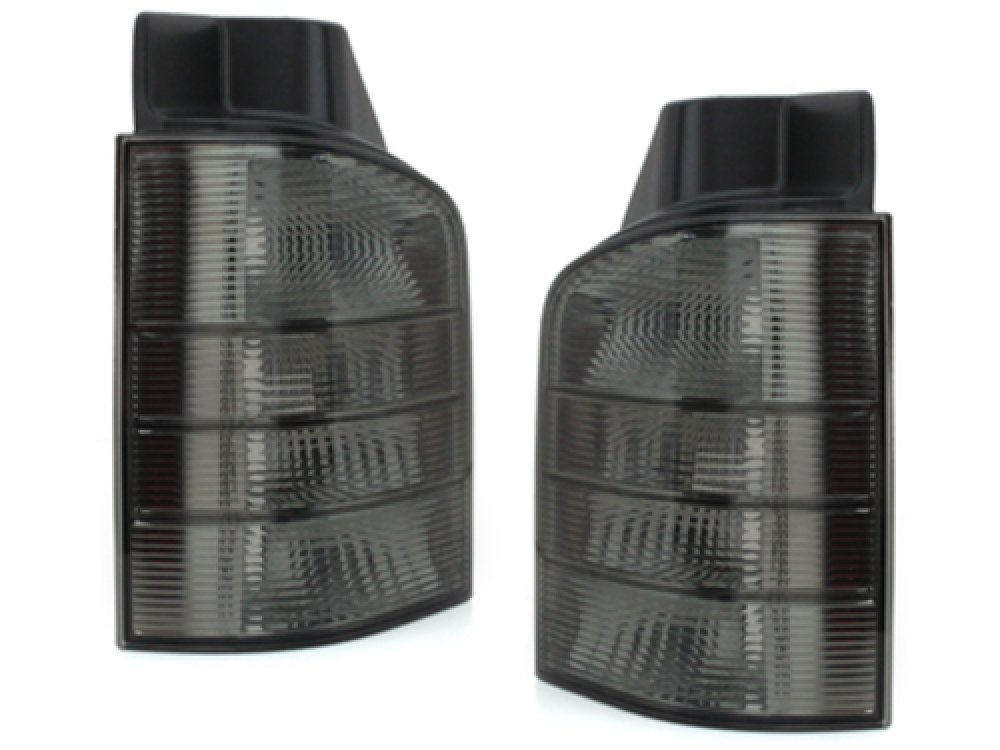 Задние фонари Smoke на Volkswagen Multivan / Caravelle T5