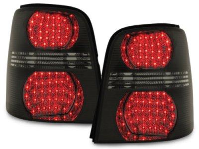 Задние фонари LED Smoke на Volkswagen Touran 1T / GP