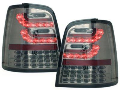 Задние фонари Litec LED Smoke на VW Touran 1T / GP